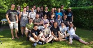 participants of the pytest sprint 2016